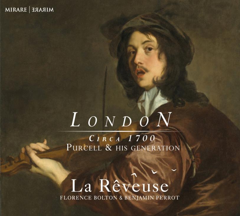 London circa 1700 est le premier volume d'une série de 4 disques sur l'histoire de la musique instrumentale à Londres au XVIIIe siècle. Mirare.