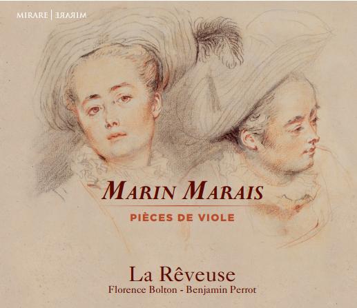 Marin Marais, Pièces de viole