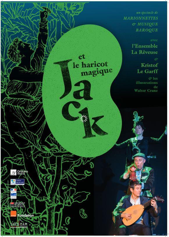 Un spectacle musical jeune public/famille, en collaboration avec le marionnettiste Kristof le Garff, d'après le conte traditionnel anglo-saxon, qui mélange airs à danser traditionnels anglais du XVIIe siècle à l'univers du grand illustrateur anglais Walter Crane (1845-1915).