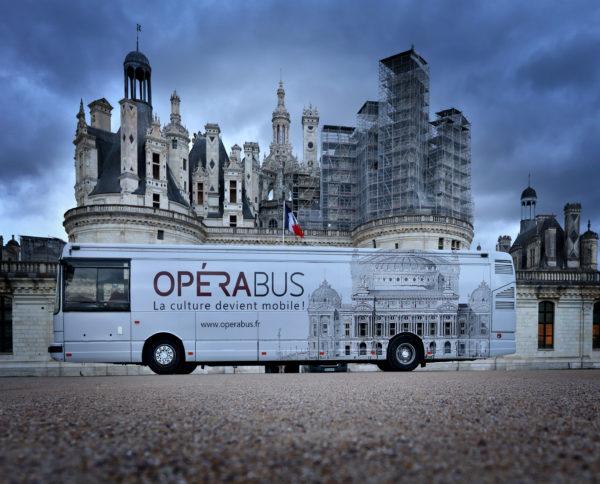 La tournée de l'Opéra Bus