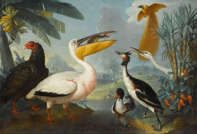 La Musique des Oiseaux, un programme de concert de l'ensemble La Rêveuse.