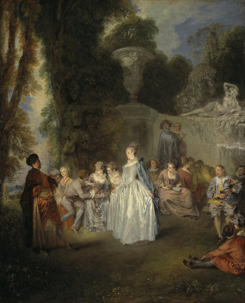 Les Soirées du Régent un programme de La Rêveuse